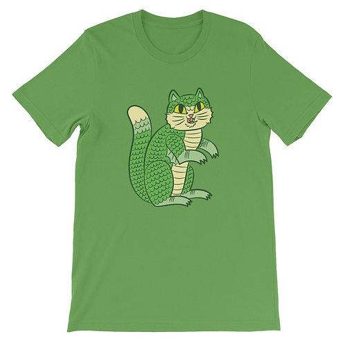Creature Kitty Short-Sleeve Unisex T-Shirt