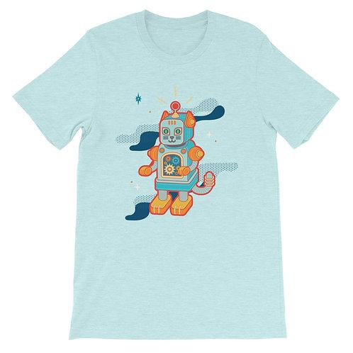 CATBOTS Unit-02 Short-Sleeve Unisex T-Shirt
