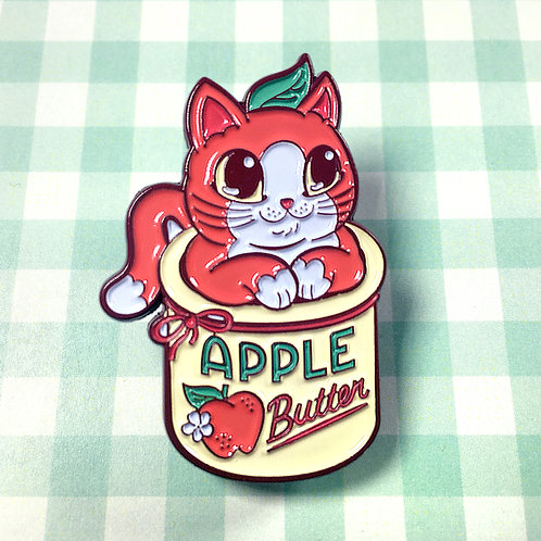 Jam Cats Apple Butter