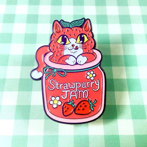 Jam Cats Strawberry Jam