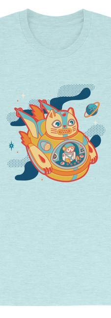 Cat Bot Kitty Ship