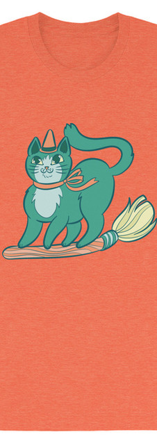 Kitty Witch Teal