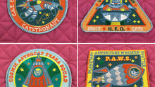 Space Cat Patches!