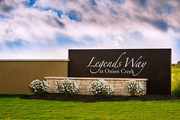 Legends Way at Onion Creek Eric Willis Natural Development Austin