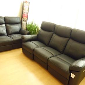 電動リクライニングソファーを購入することが出来ました。