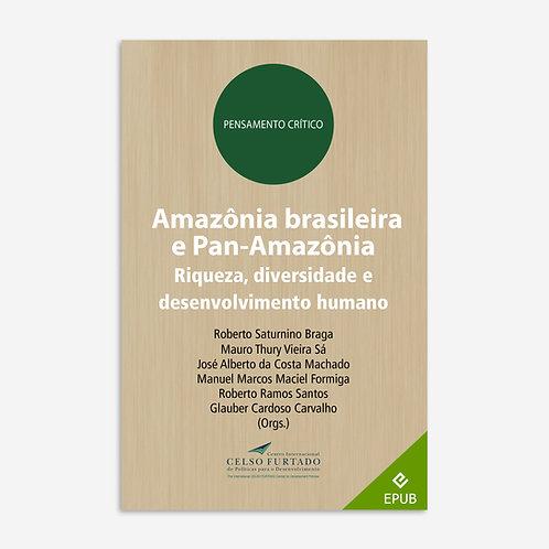 Amazônia brasileira e Pan-Amazônia