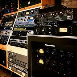 Recording Gear - Vinegar Hill Sound