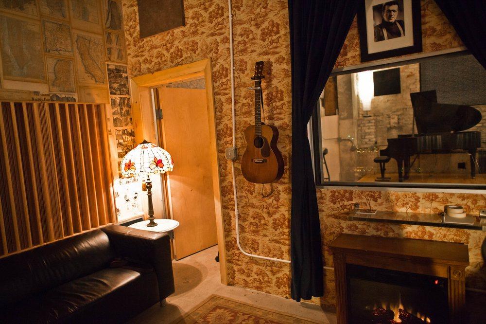 Recording Studio - Alex Nackman