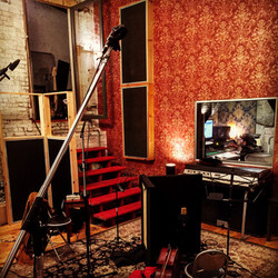 Coles Microphones and Live Room
