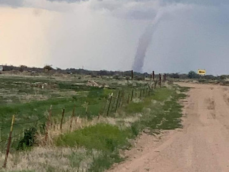 Wicked Weather Whips Across Southeast Colorado Sunday May 15th