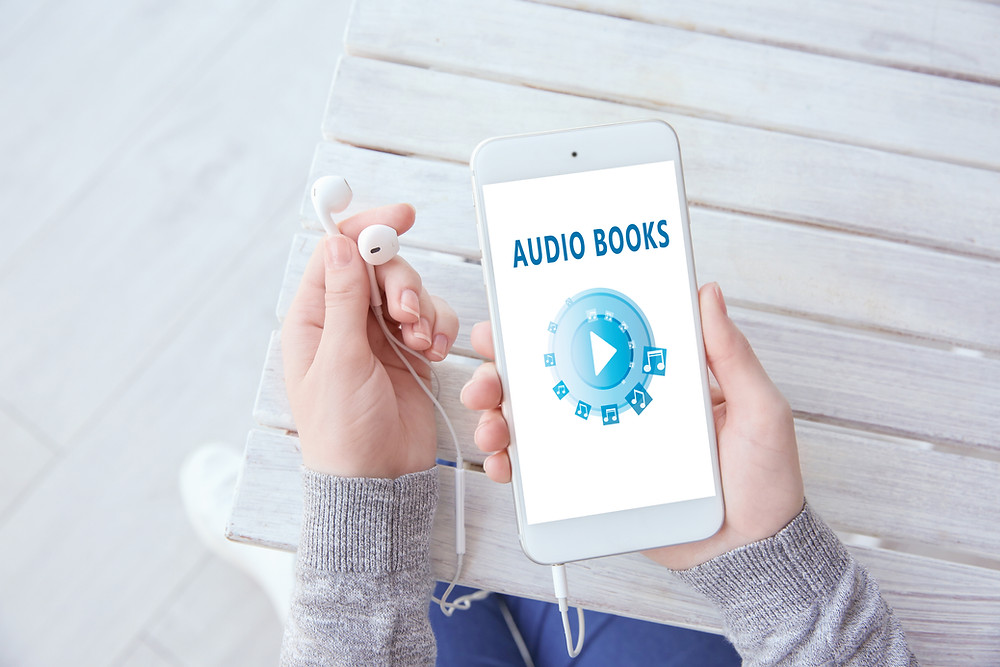 Audiobooks are Becoming the New eBooks authors how to create audiobook