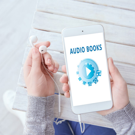Audiobooks are Becoming the New eBooks