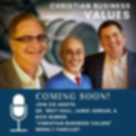 Christian Business Values Podcast Rick D