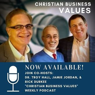 Rick Durke Co-Hosts Christian Business V