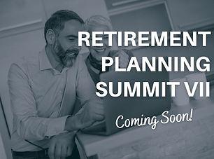 Retirement Planning Summit VII Charlesto
