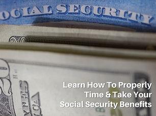 Social Security EDU Event