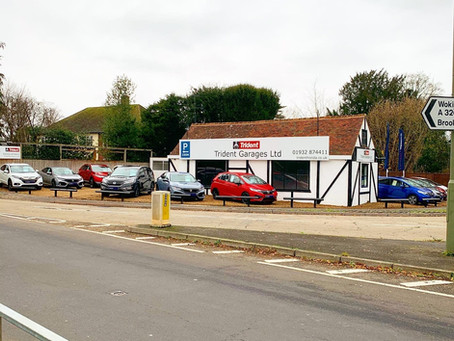 The Old Forge, Ottershaw