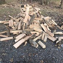 Wood day!! #trippsbbq #splinters #cantfe