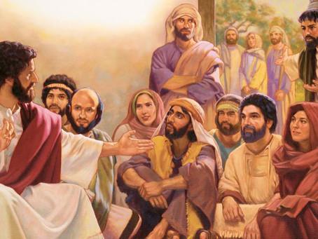 ASCENSÃO DE JESUS