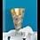Thumbnail: Abat-jour lampe fifties