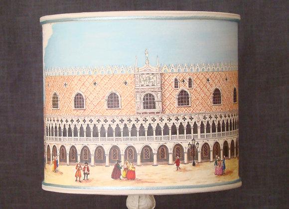 Abat-jour Cylindrique Palais des doges à Venise