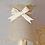 Thumbnail: Petit abat-jour gustavien en lin