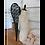 Thumbnail: Ailes d'ange noires 60cm