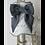 Thumbnail: Abat-jour gustavien noeud couturière