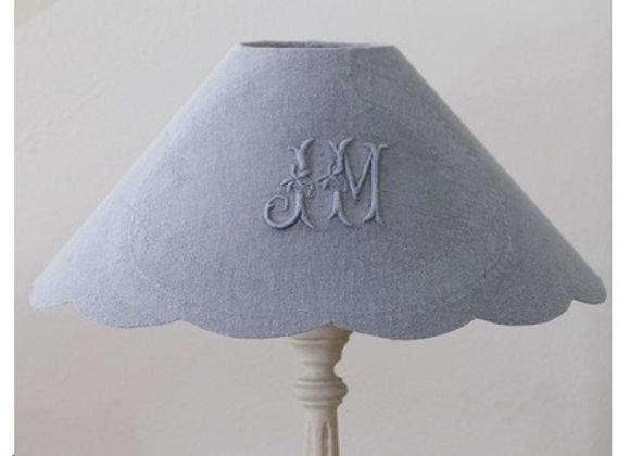 Abat-jour JM gris