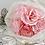 Thumbnail: Bouquet de roses, vieux rose