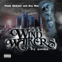 The Wind Walkers CD Cover