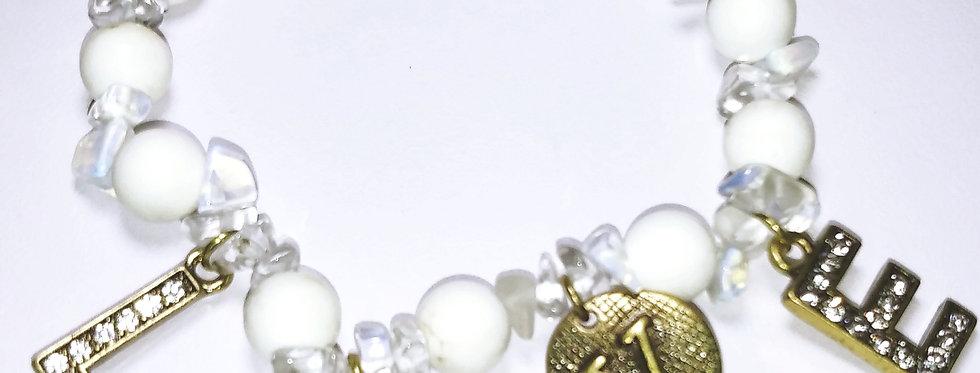 Mother's LOVE Charm Bracelet