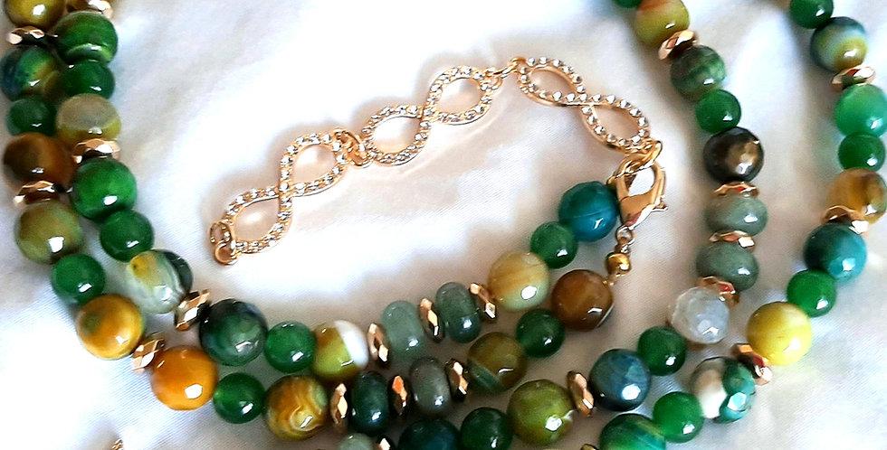 """Prosper Her Waist Beads (30"""" or less)"""