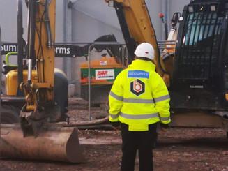 BUILDING & CONSTRUCTION SITE SECURITY