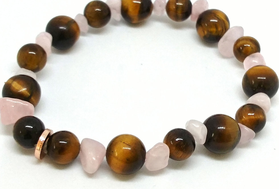 Tiger's Eye 5-piece Stackable Set