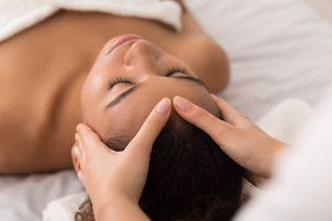 With the 30' Massage & Express  Facial you're in for a real treat!