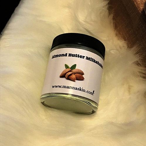 Almond Butter Milkshake 3.5 oz