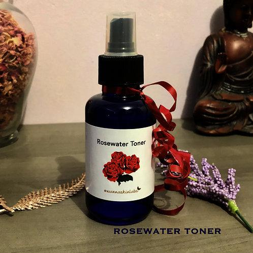 Rose Toner with Spritzer 3.5 oz