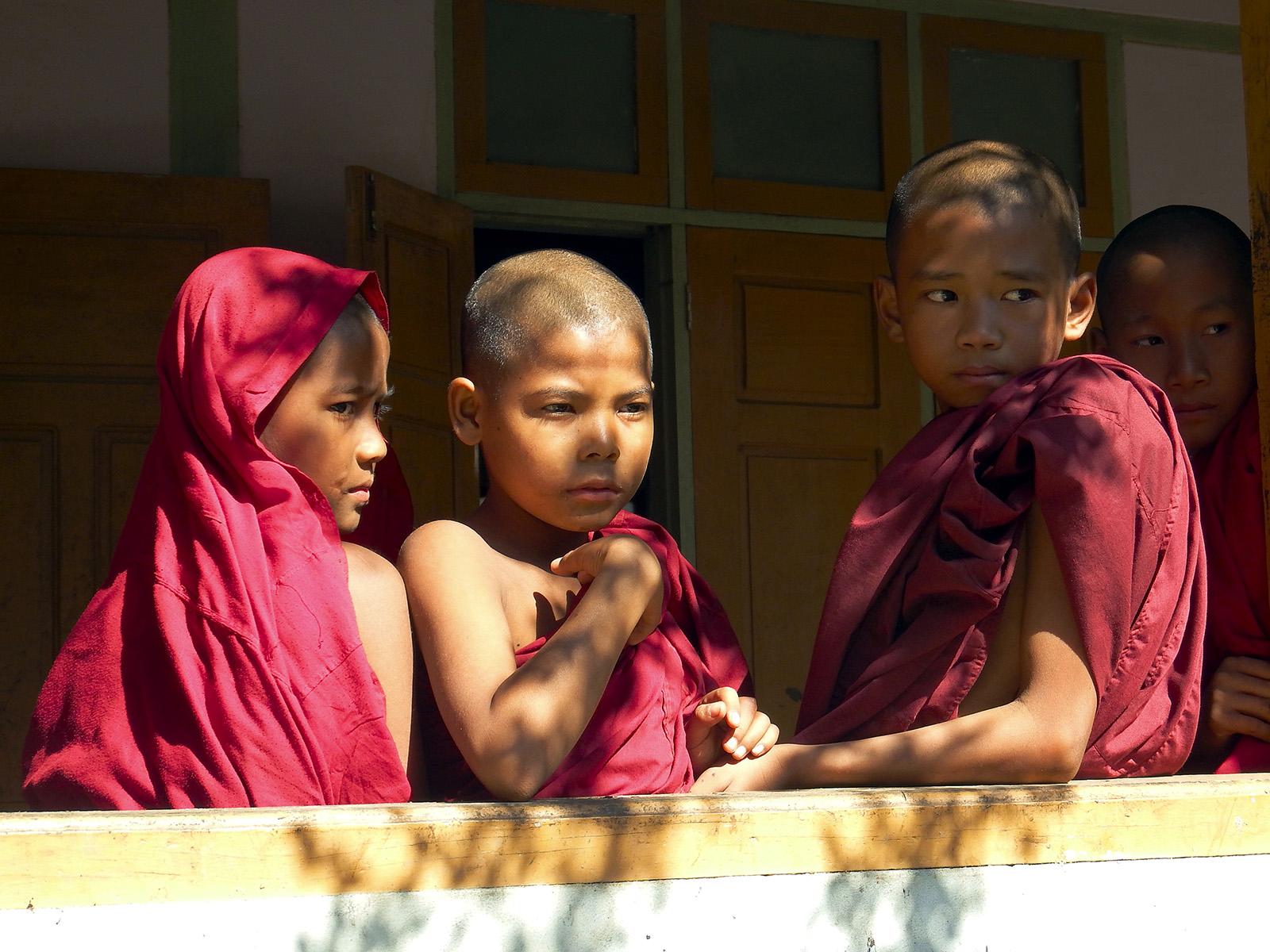 Reflections of Myanmar