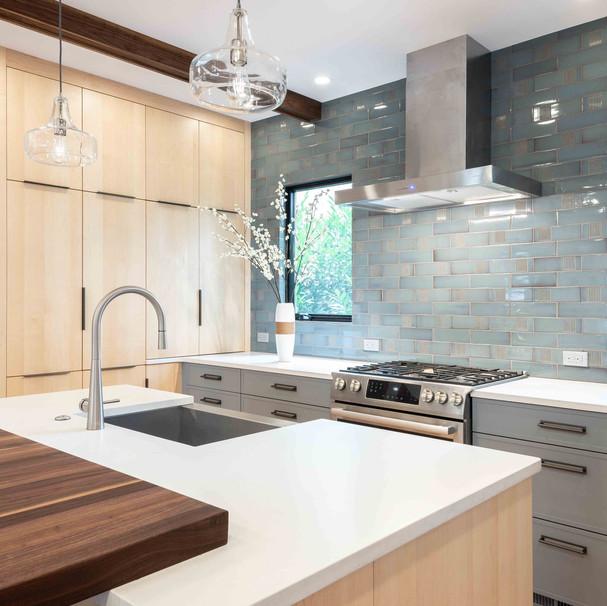 urban DC kitchen
