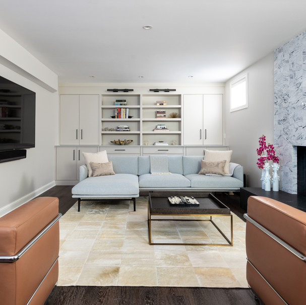 Chevy Chase basement