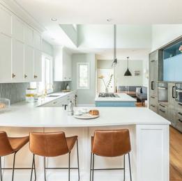 Chevy Chase kitchen, DC