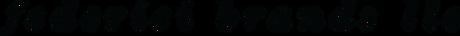 Federici Logo Black.png