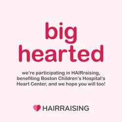 Big-hearted salon 1