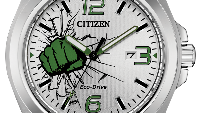 Gents Citizen Eco-Drive The HULK AW1431-24W