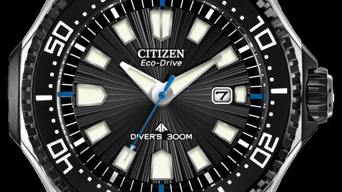 Gents Citizen Eco-Drive Promaster Diver BN0085-01E