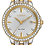 Thumbnail: Ladies Citizen Eco-Drive Silhouette Crystal EW2344-57A