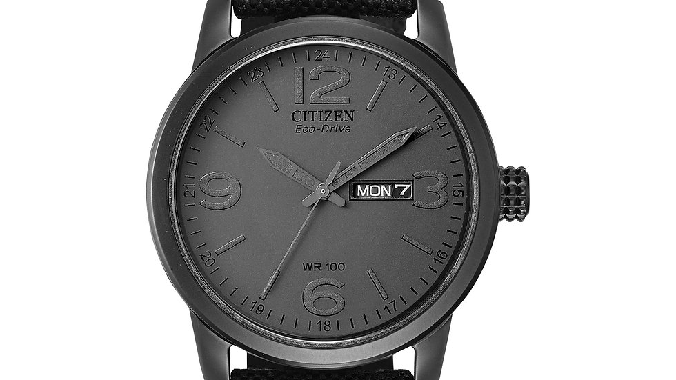 Gents Citizen Eco-Drive Chandler BM8475-00F