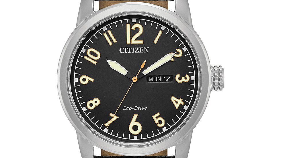 Gents Citizen Eco-Drive Chandler BM8471-01E