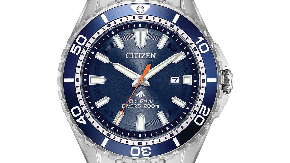 Gents Citizen Eco-Drive Promaster Diver BN0191-55L